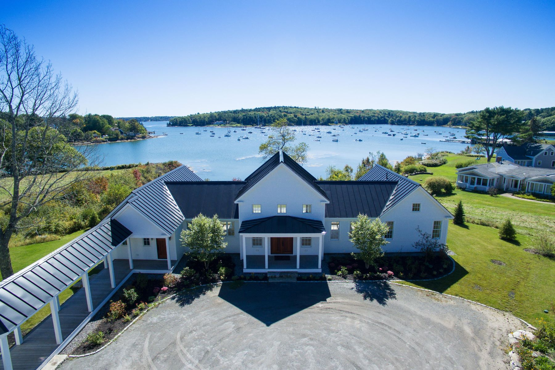 Single Family Homes por un Venta en 9 Northern Point Road Bristol, Maine 04564 Estados Unidos