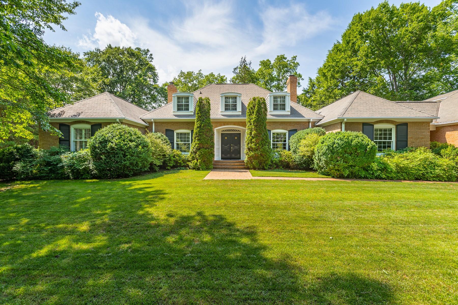 single family homes pour l Vente à 14303 Horseshoe Ford Road Ashland, Virginia 23005 États-Unis