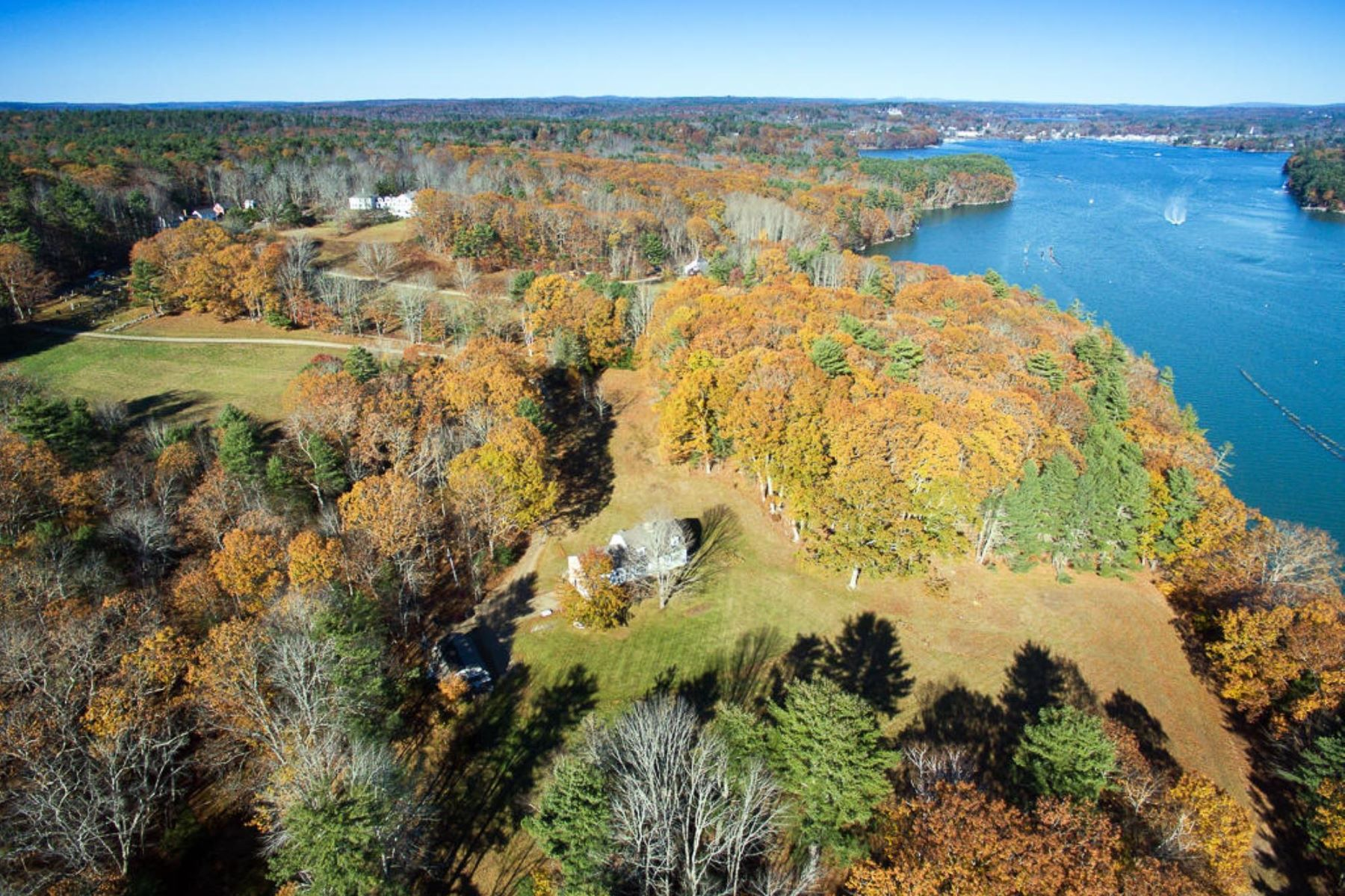 Single Family Homes for Sale at 34 Kiln Road Newcastle, Maine 04553 United States