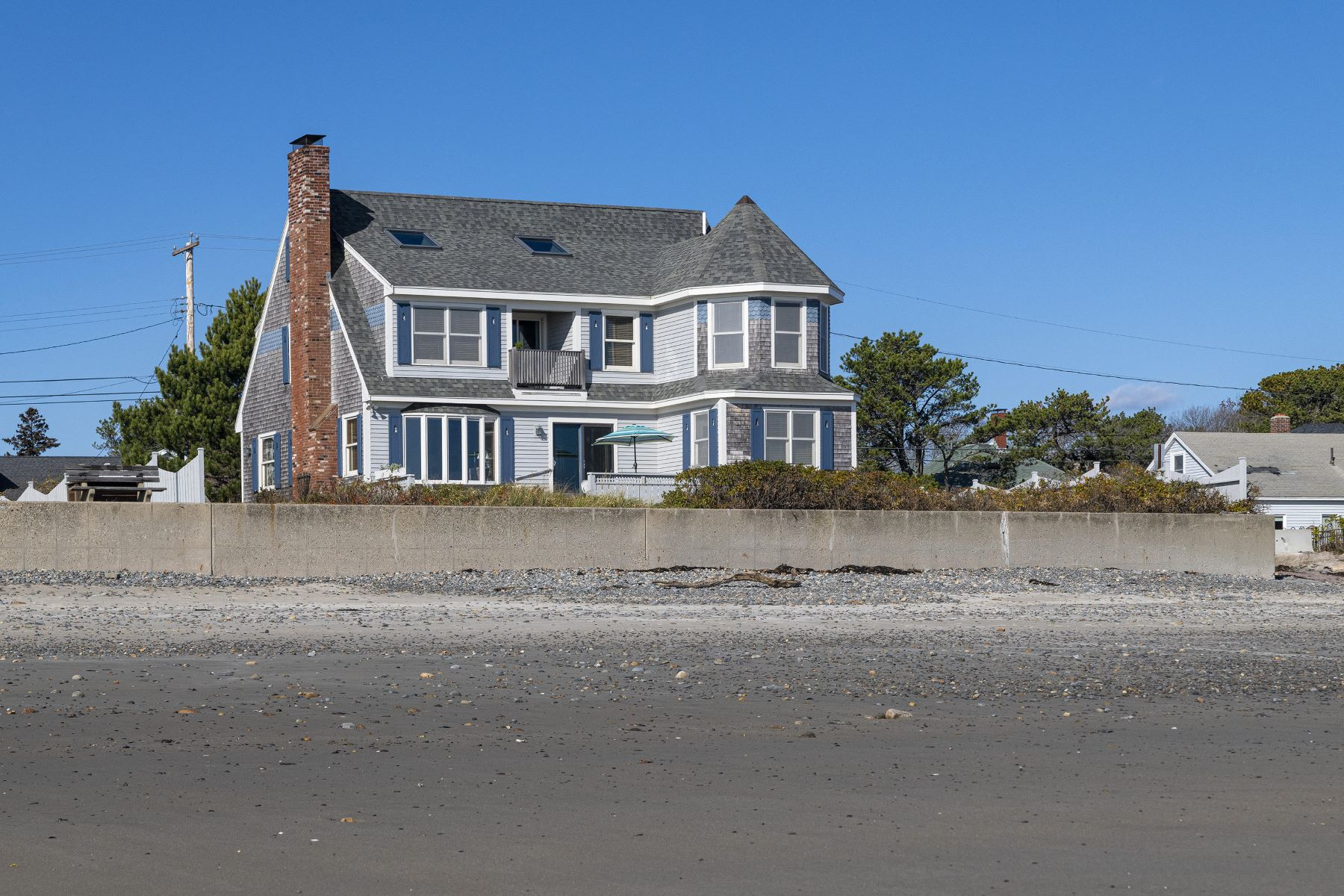 Single Family Homes for Sale at 147 Island Beach Road Wells, Maine 04090 United States