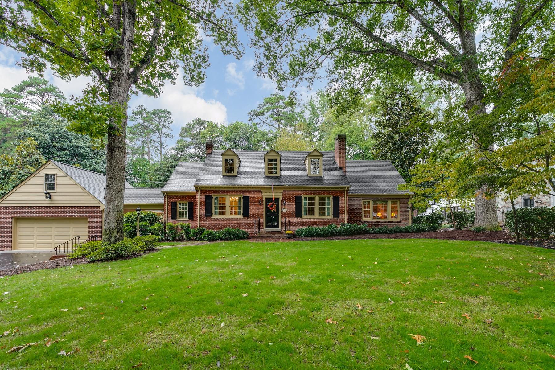 Single Family Homes por un Venta en University Heights 912 Forest Avenue Henrico, Virginia 23229 Estados Unidos