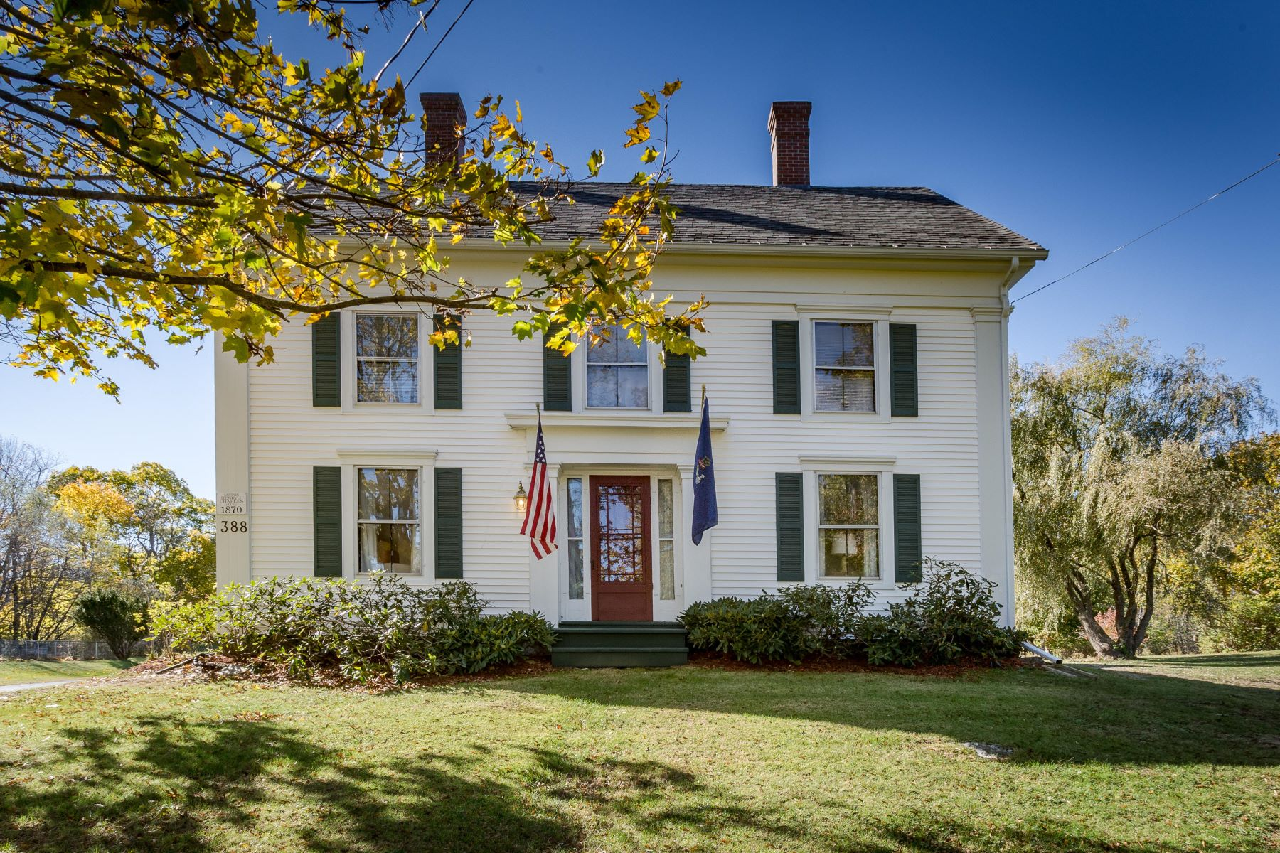 Single Family Homes for Sale at 388 High Street Belfast, Maine 04915 United States