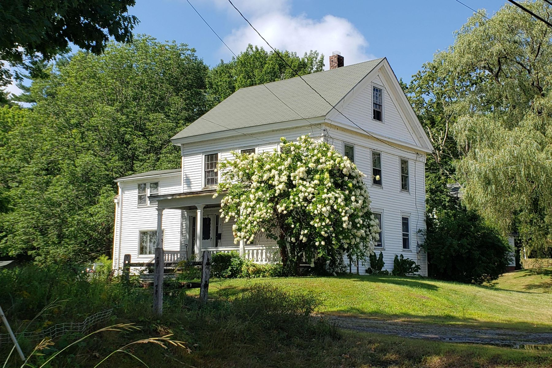 Single Family Homes for Active at 7 Bridge Street Bath, Maine 04530 United States