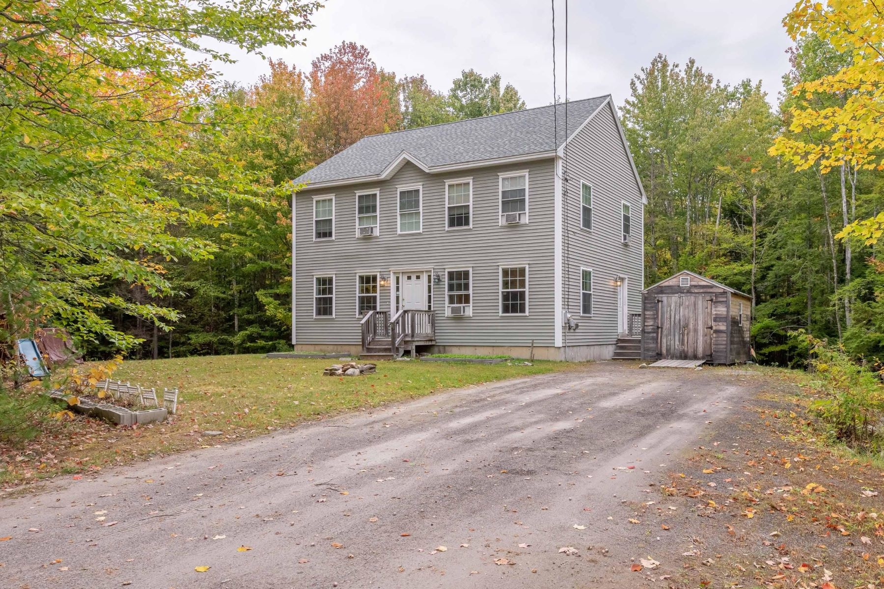 Single Family Homes for Active at 15 Treasure Lane Windham, Maine 04062 United States