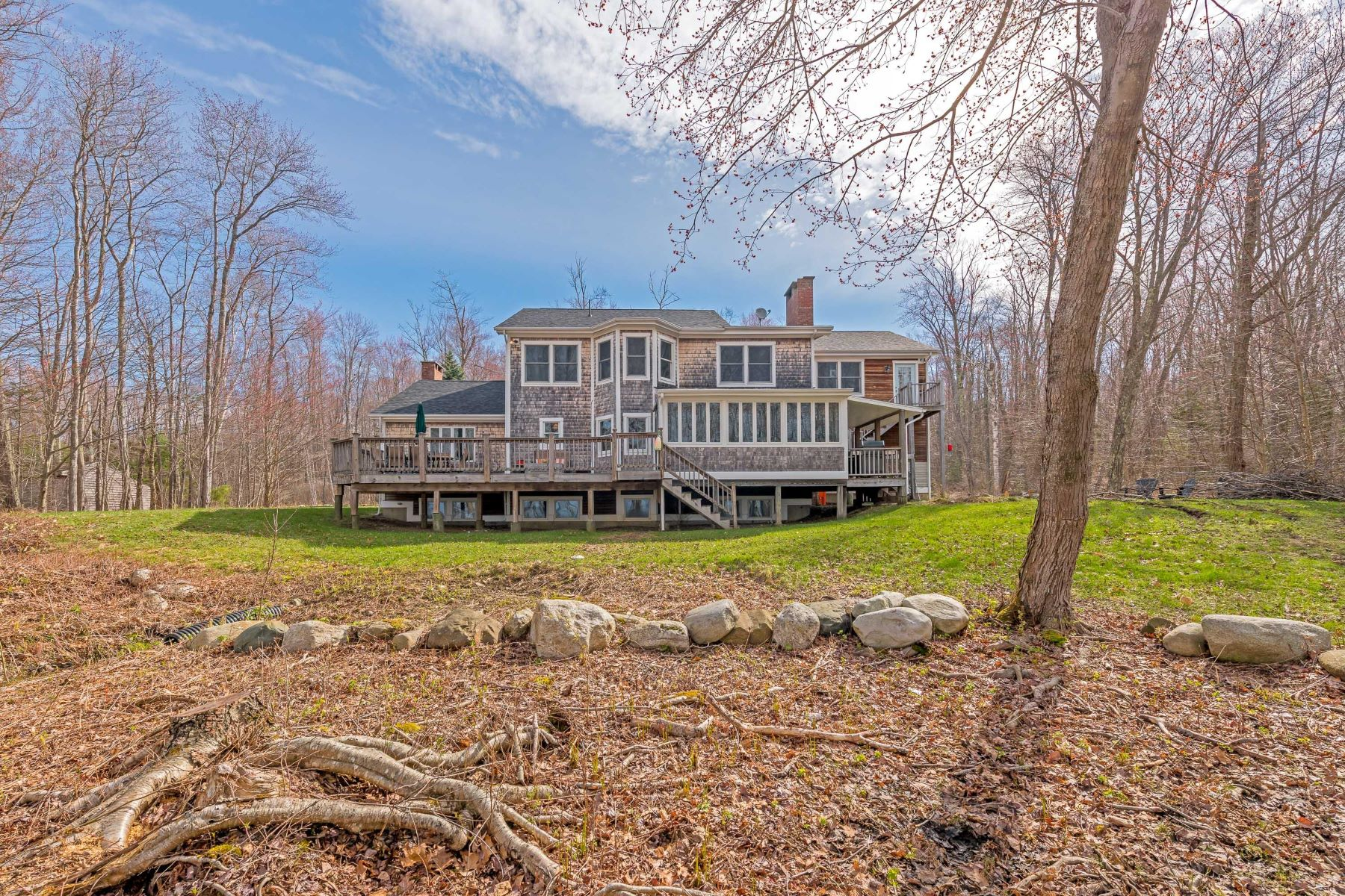 Single Family Homes for Active at 48 Pond Road Chebeague Island, Maine 04017 United States