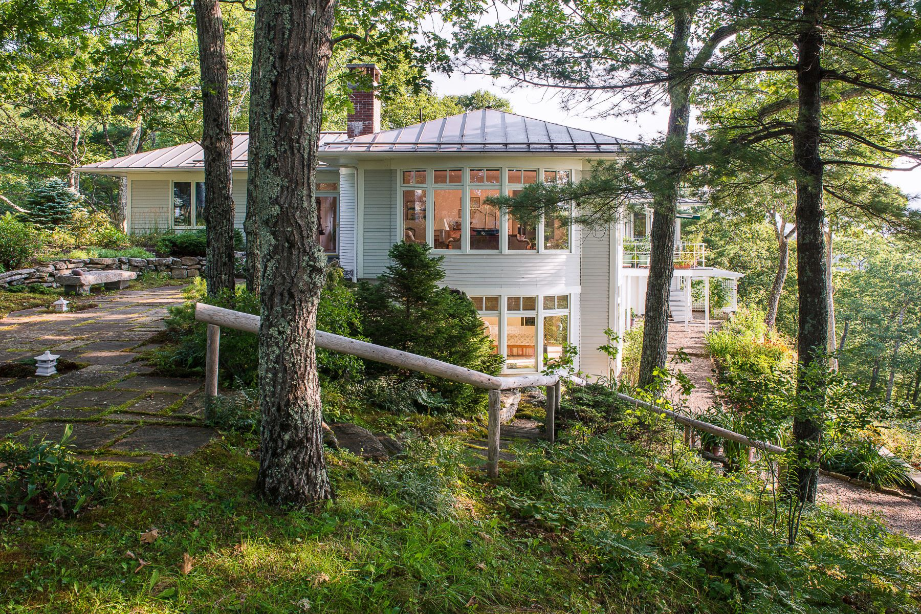 Single Family Homes for Sale at 125 Bald Mountain Road Camden, Maine 04843 United States