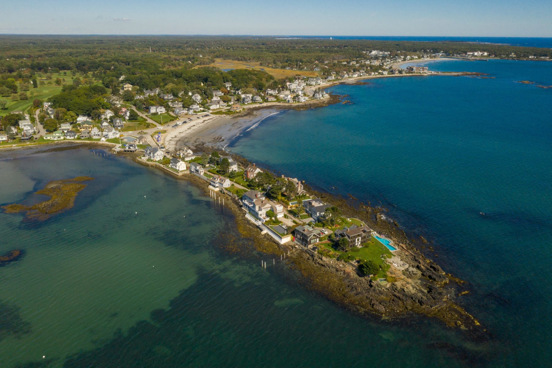 Single Family Homes for Sale at Kennebunk, Maine 04043 United States