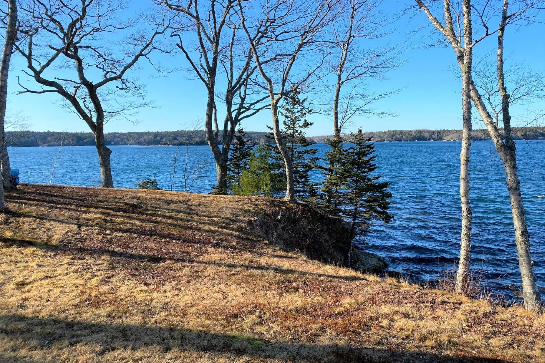 Land for Active at 606 Ocean Point Road Boothbay, Maine 04544 United States