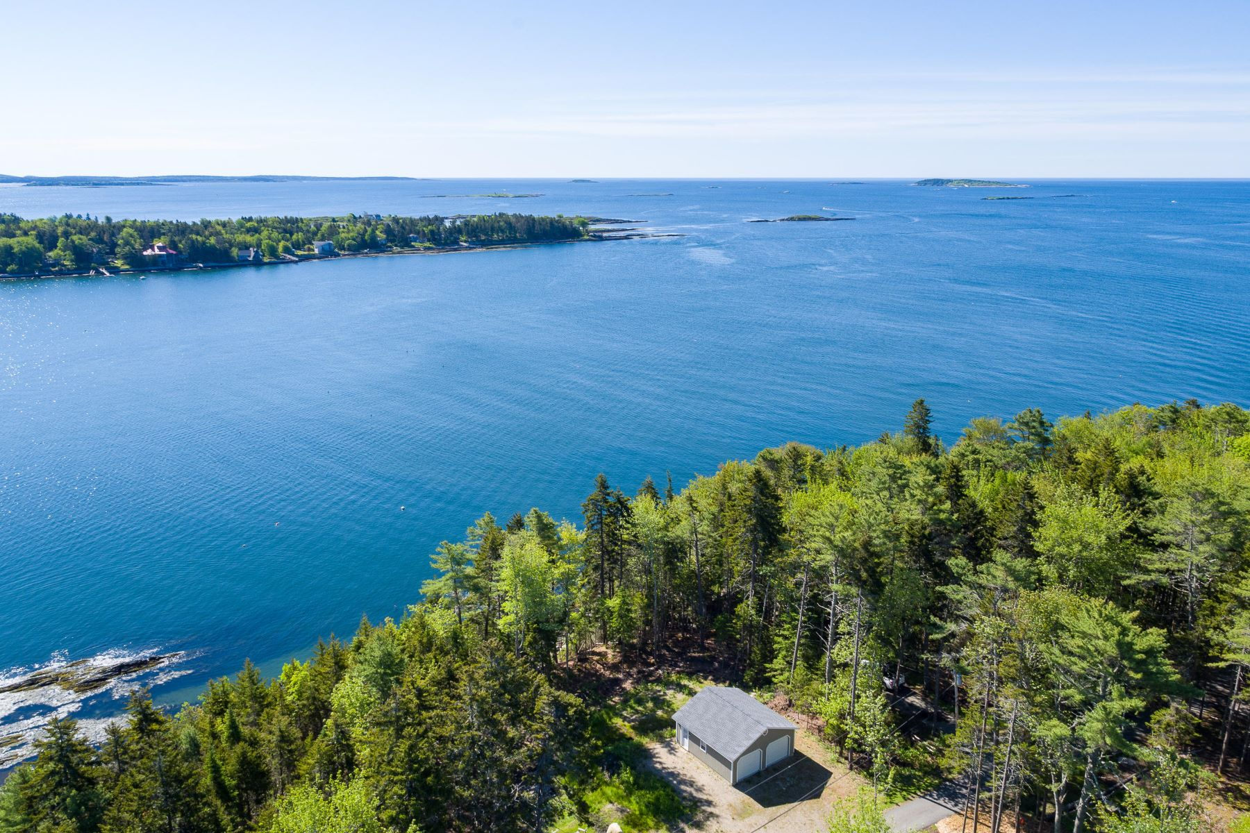 Land for Sale at 9 Atlantic Place Harpswell, Maine 04066 United States