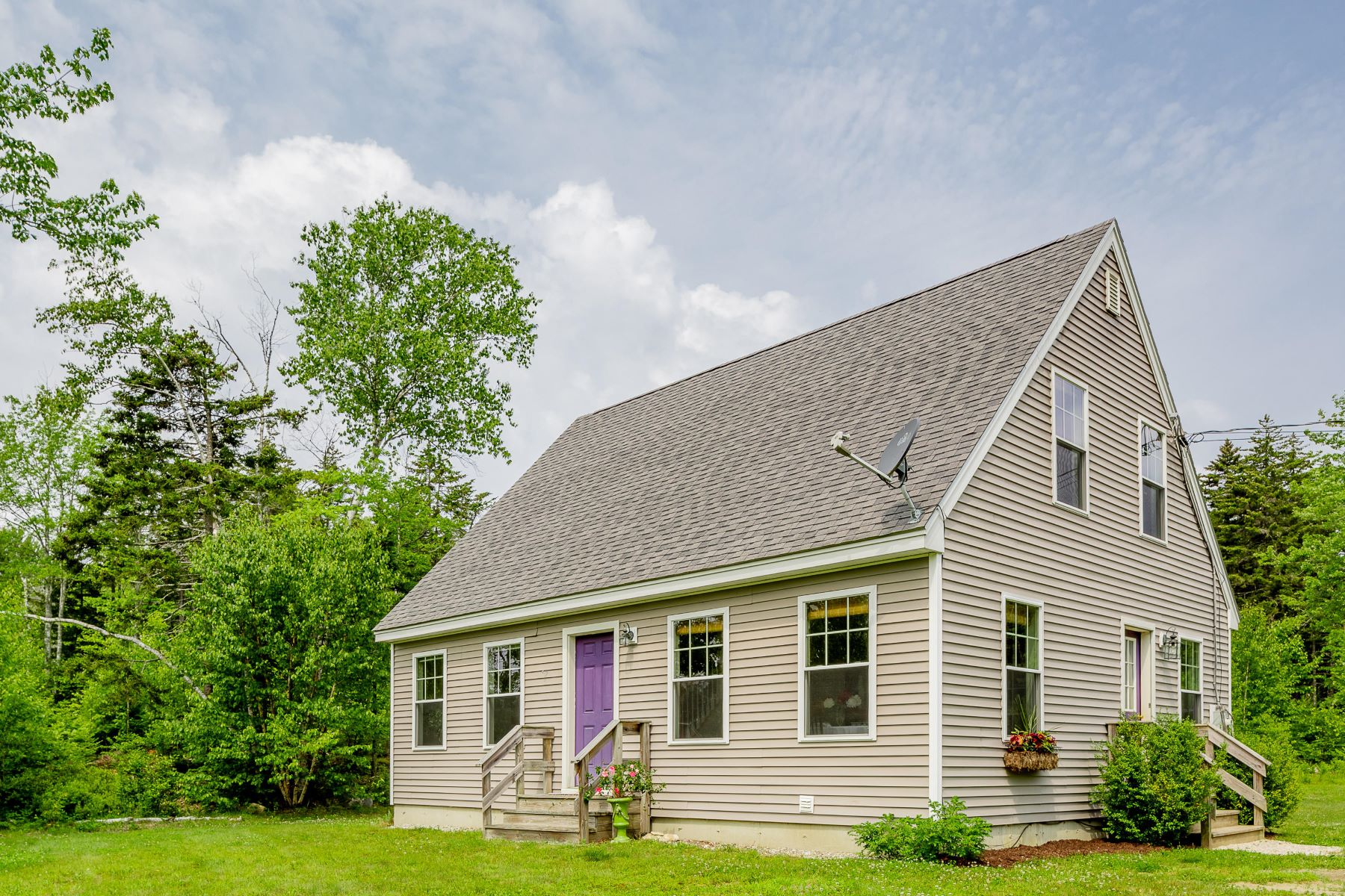 Single Family Homes for Sale at 17 Autumn Marsh Road St. George, Maine 04860 United States