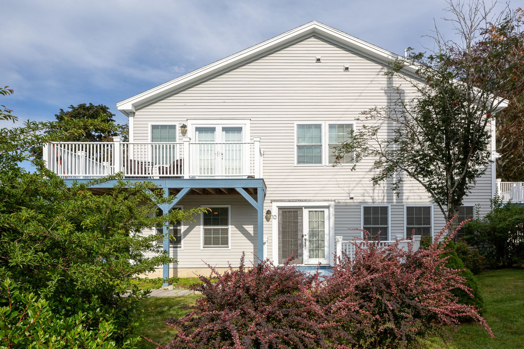 Condominiums for Sale at 10 Hilltop Drive 10 Rockport, Maine 04856 United States