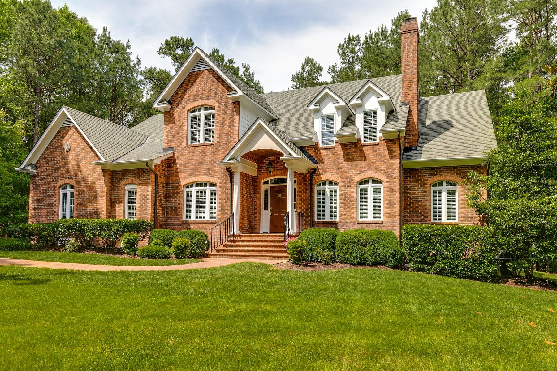 single family homes pour l Vente à 13270 Kellington Lane Goochland, Virginia 23238 États-Unis