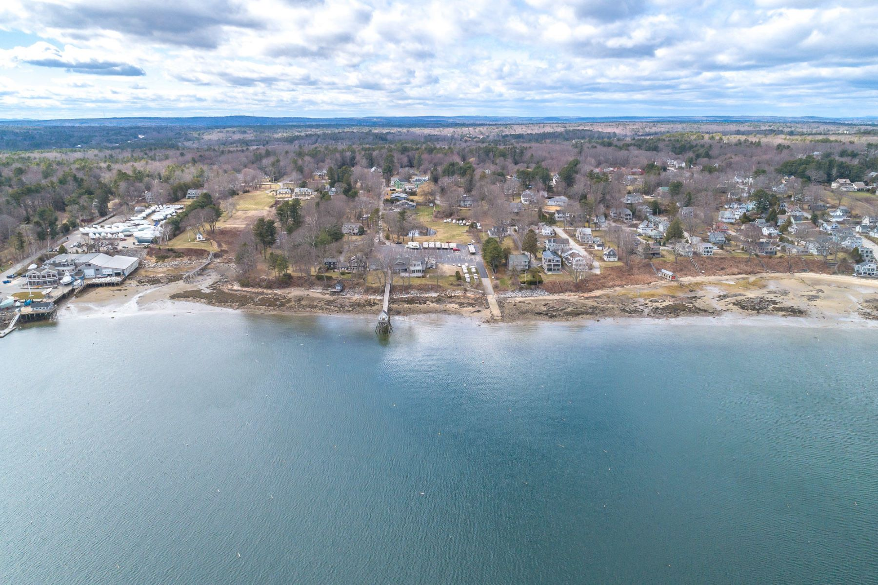Land for Sale at Falmouth, Maine 04105 United States