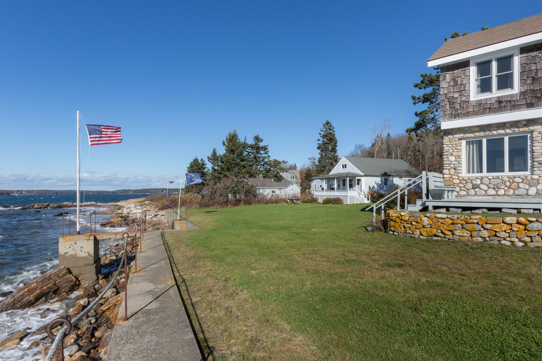 Single Family Homes por un Venta en 209 Pemaquid Trail Bristol, Maine 04554 Estados Unidos