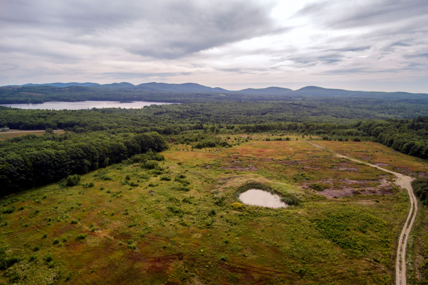 Land for Active at Barrett Hill Road Hope, Maine 04847 United States