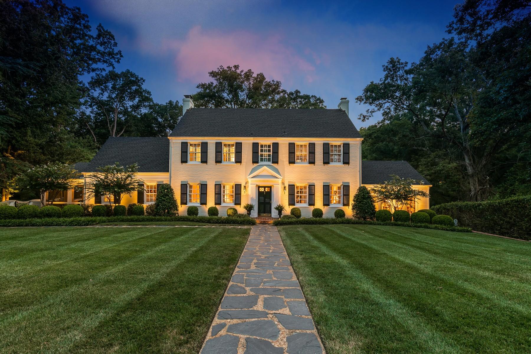 Single Family Homes por un Venta en Mooreland Farms 8907 Tolman Road Henrico, Virginia 23229 Estados Unidos