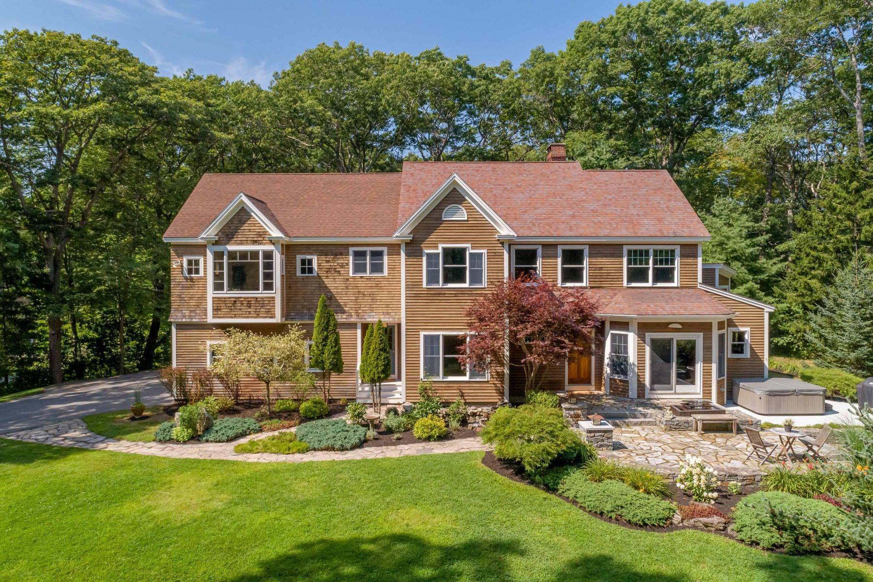 Single Family Homes por un Venta en 5 Pearl Street Cape Elizabeth, Maine 04107 Estados Unidos