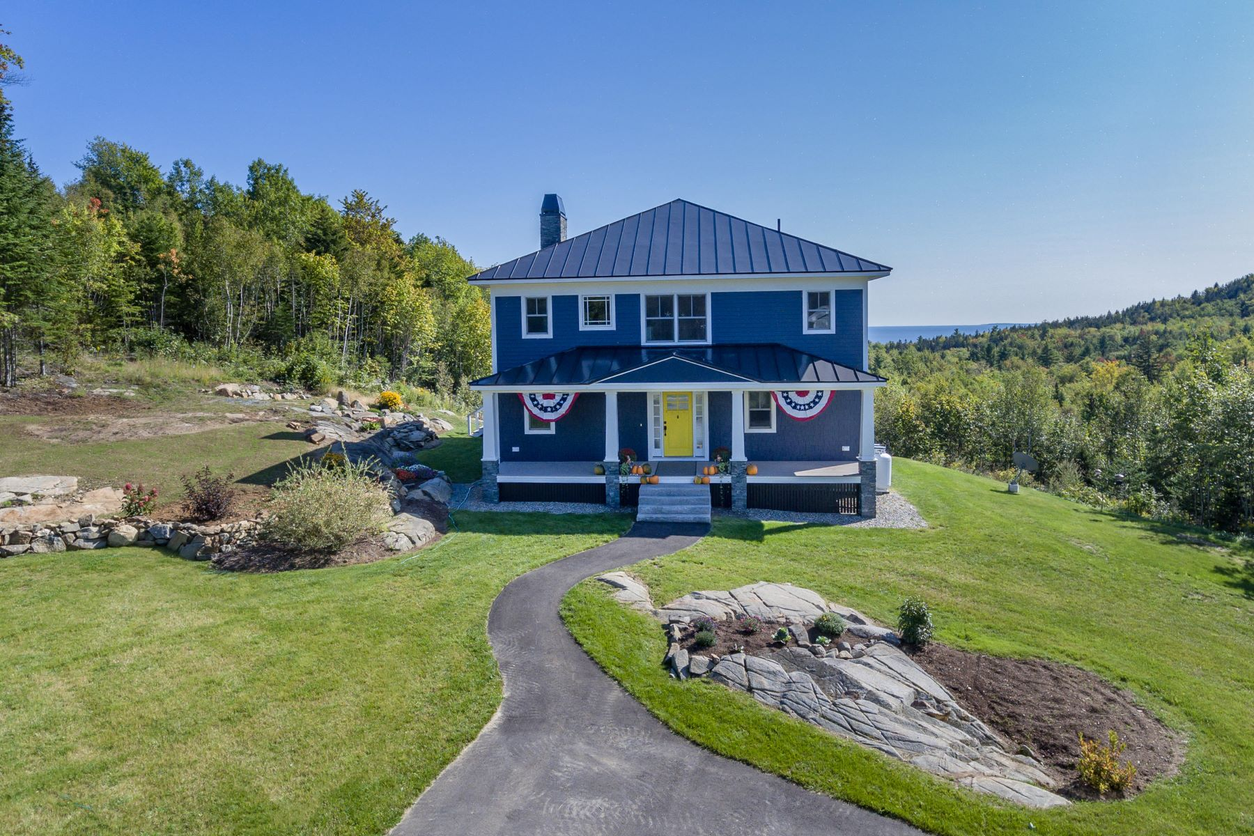 Single Family Homes for Sale at 172 Stone Drive Northport, Maine 04849 United States