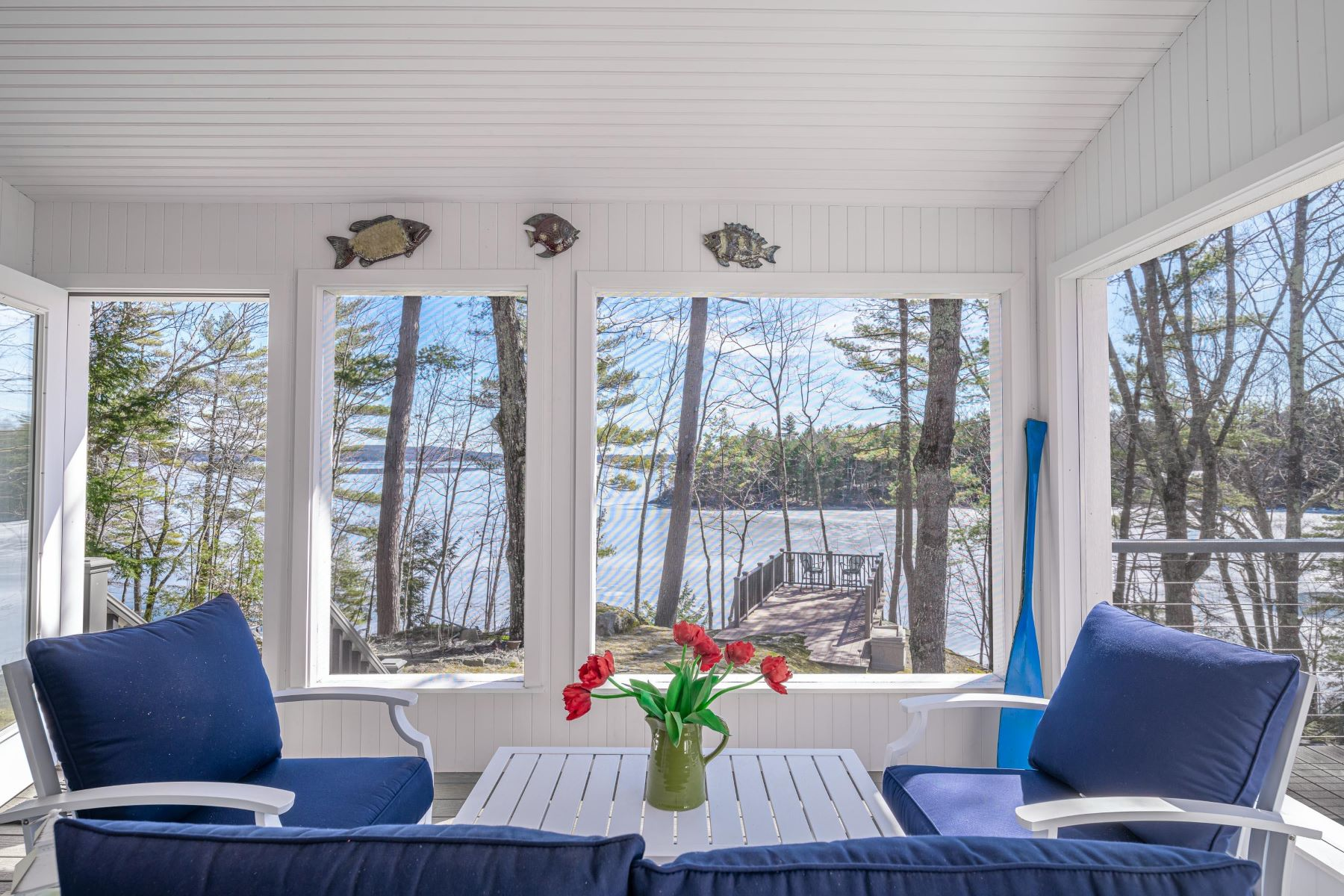 Single Family Homes for Active at 55 Andersen Road Raymond, Maine 04071 United States