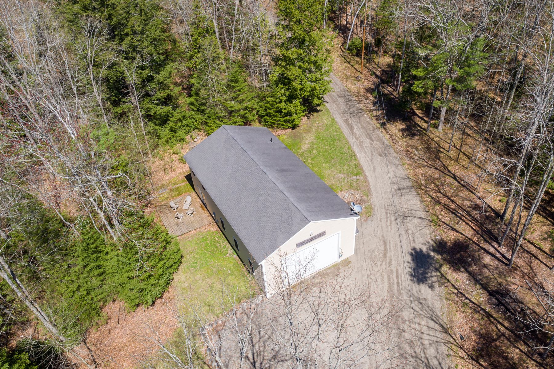 Single Family Homes for Active at 160 Stevenson Way Bath, Maine 04530 United States