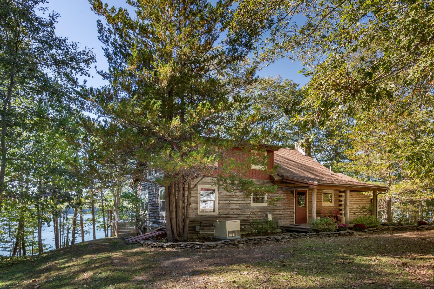 Single Family Homes por un Venta en 425 Bristol Road Bristol, Maine 04539 Estados Unidos