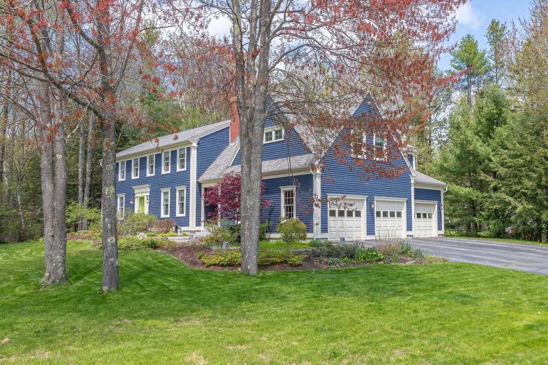 Single Family Homes por un Venta en 193 Oakwood Drive Yarmouth, Maine 04096 Estados Unidos