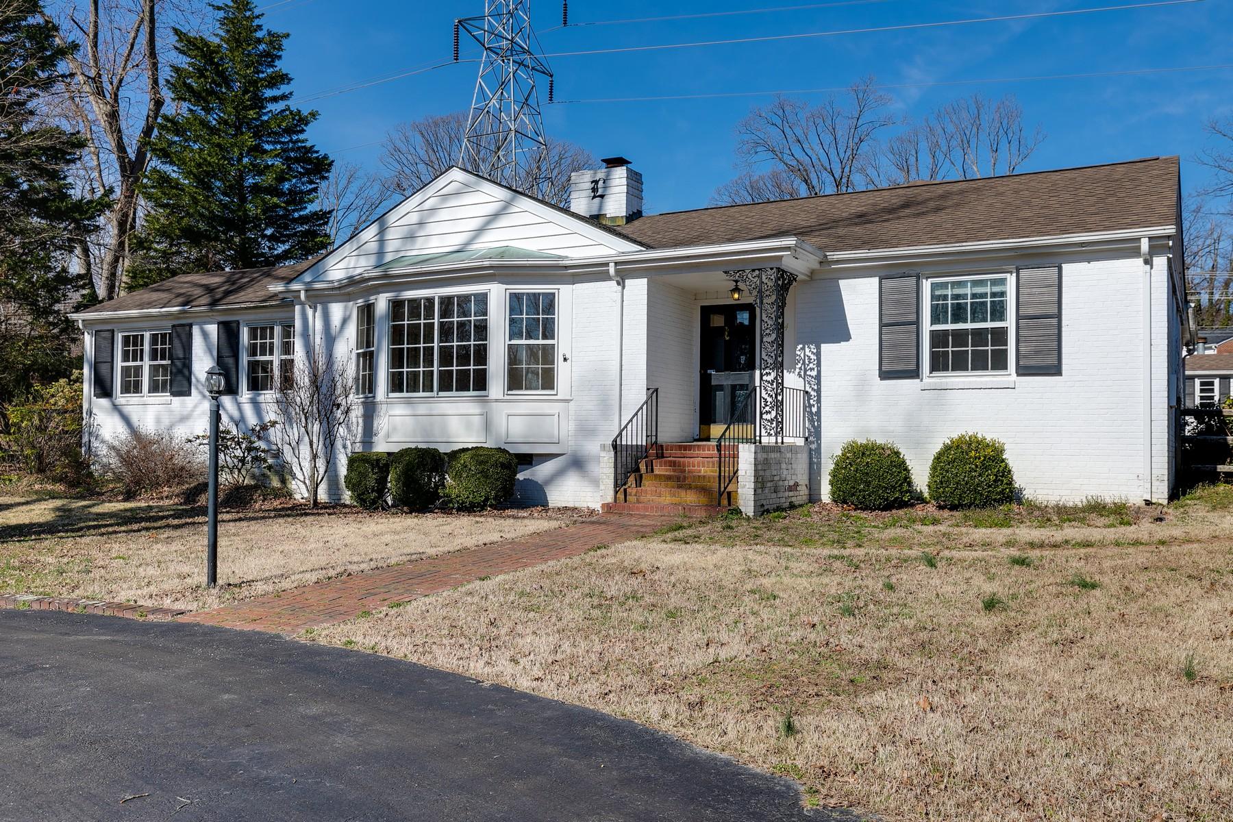 Частный односемейный дом для того Продажа на 704 Keats Road Henrico, Виргиния 23229 Соединенные Штаты