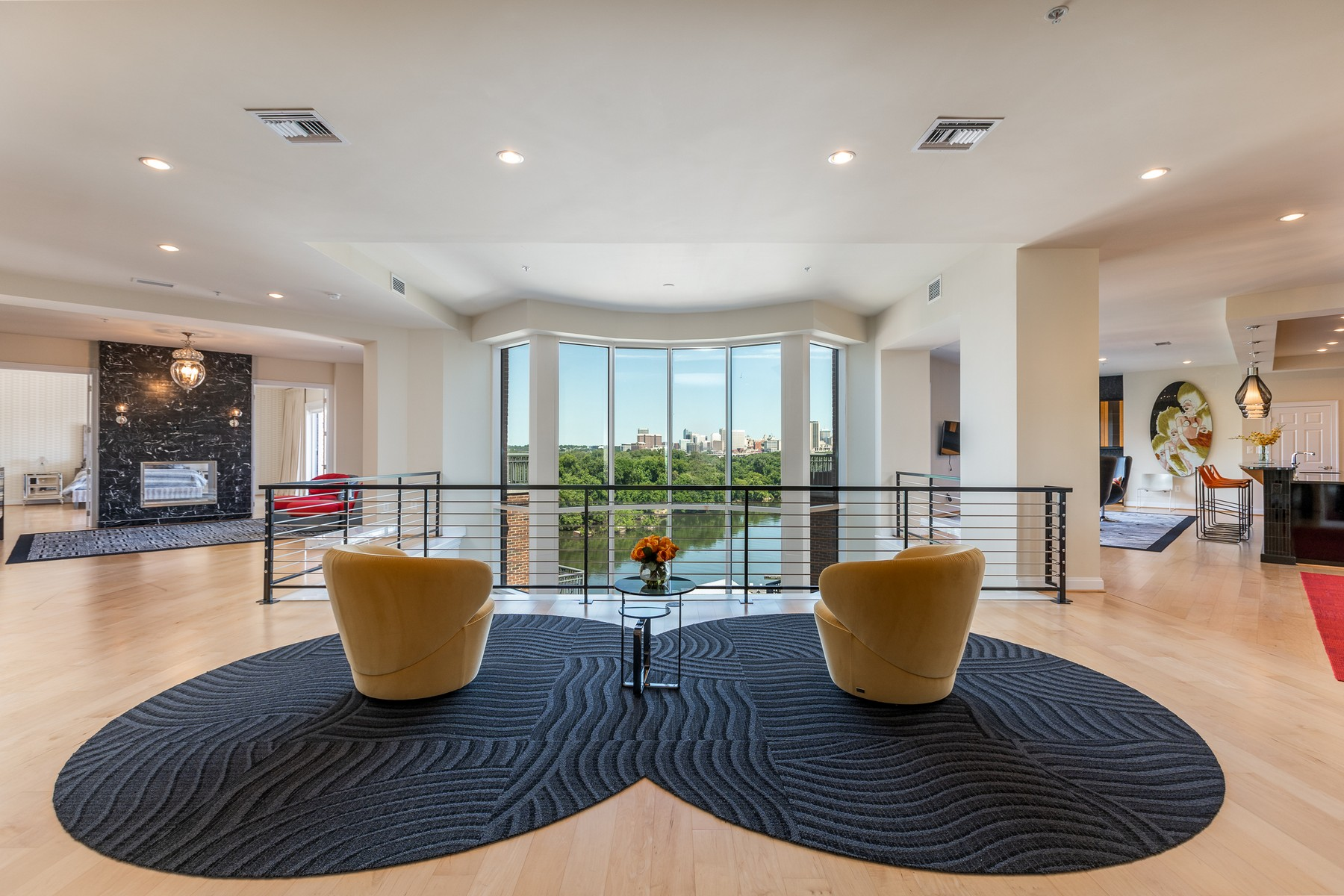 Condominiums for Active at Sky Line Condos 4820 Old Main Street 609 Henrico, Virginia 23231 United States