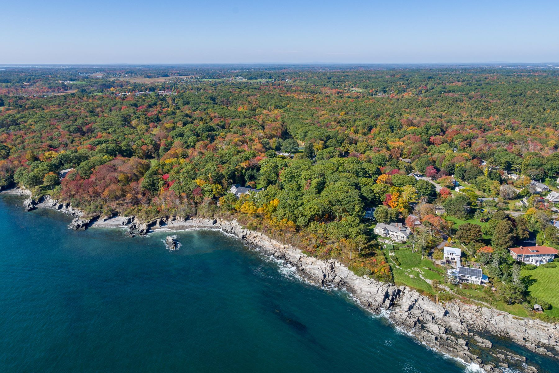 Land for Sale at Lot A-11 Shore Road Cape Elizabeth, Maine 04107 United States