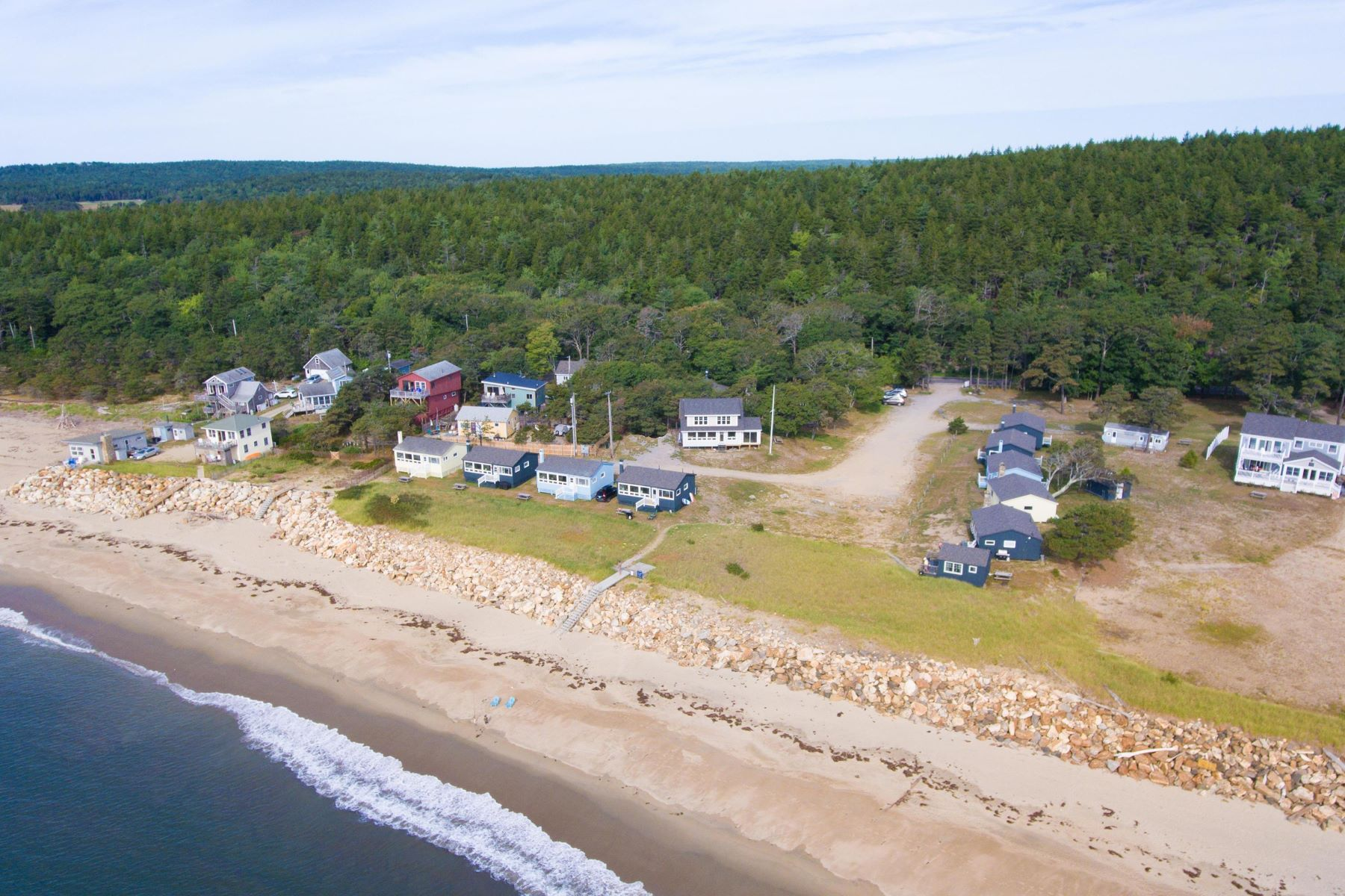 Single Family Homes for Active at 39 Driftwood Lane 11 Phippsburg, Maine 04562 United States