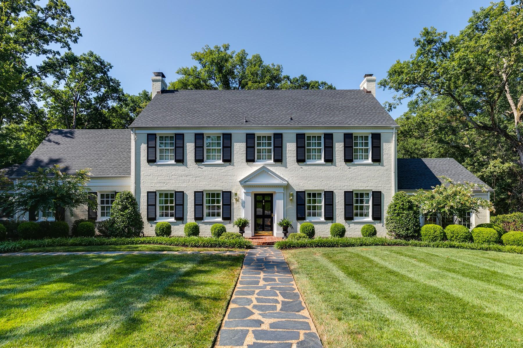 Single Family Homes pour l Vente à Mooreland Farms 8907 Tolman Road Henrico, Virginia 23229 États-Unis