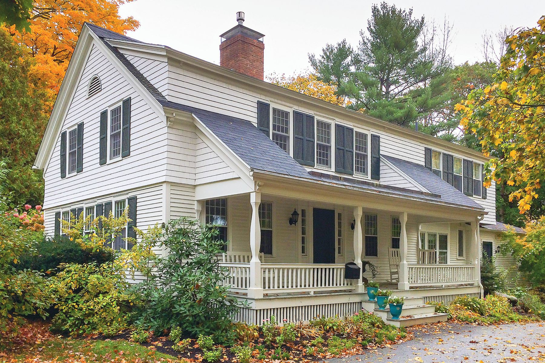 Single Family Homes for Active at 33 High Street Camden, Maine 04843 United States