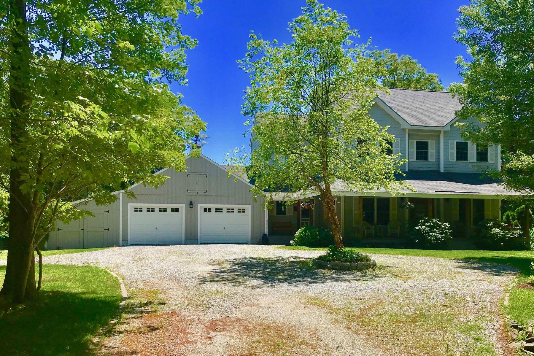 Single Family Homes por un Venta en 6 Nickerson Pond Road Boothbay, Maine 04544 Estados Unidos