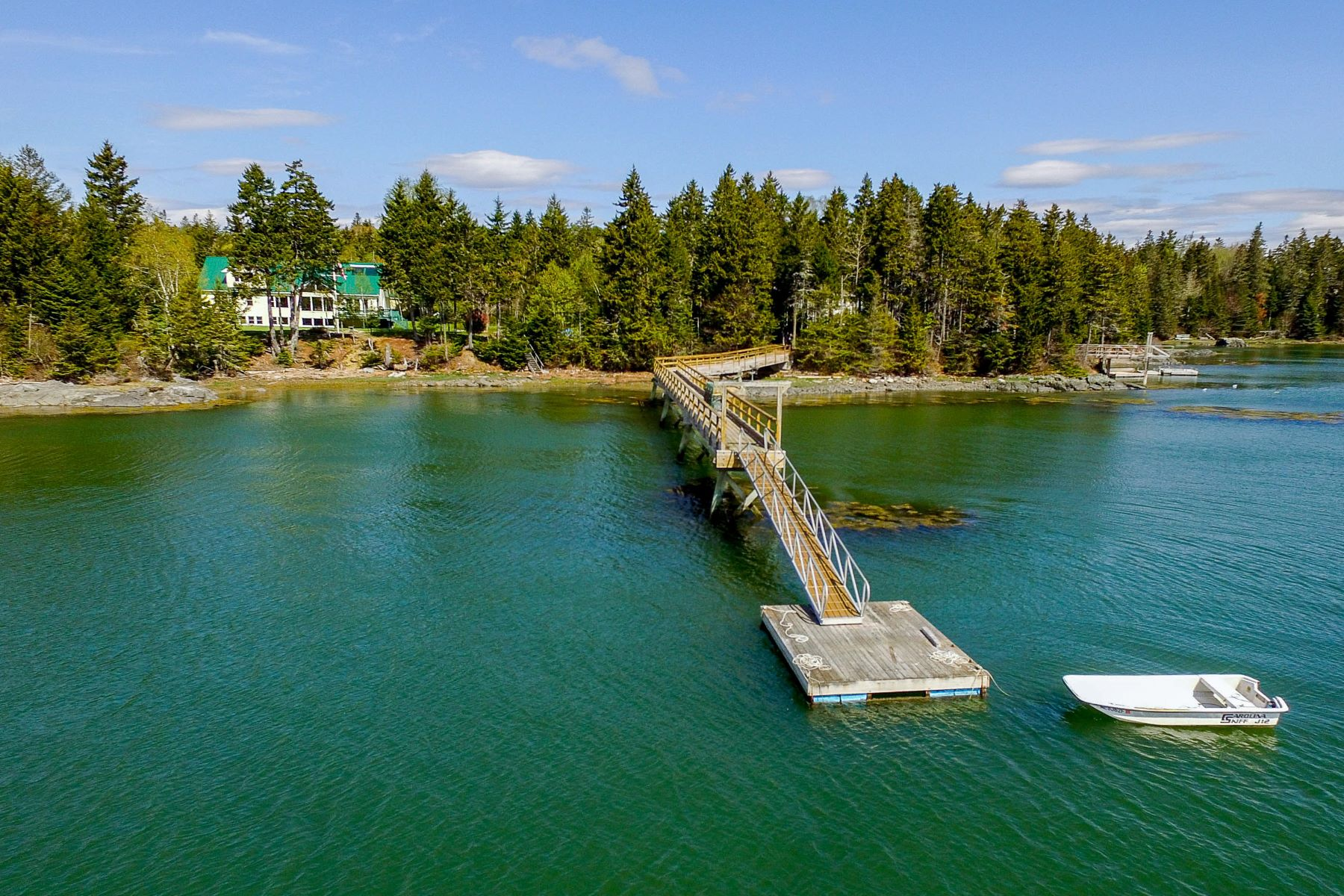 Single Family Homes for Sale at Friendship, Maine 04547 United States