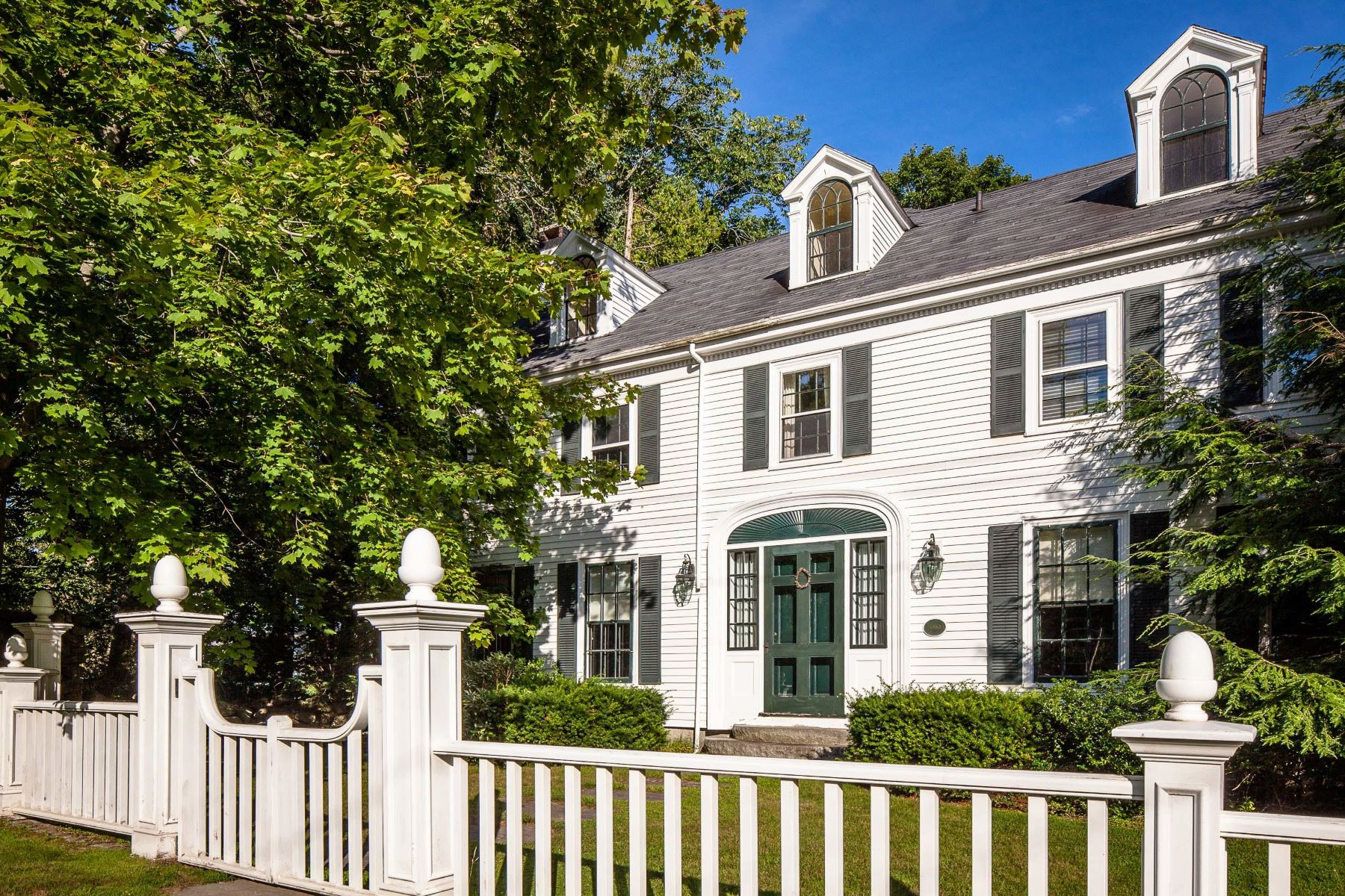 Single Family Homes for Active at 43 High Street Camden, Maine 04843 United States