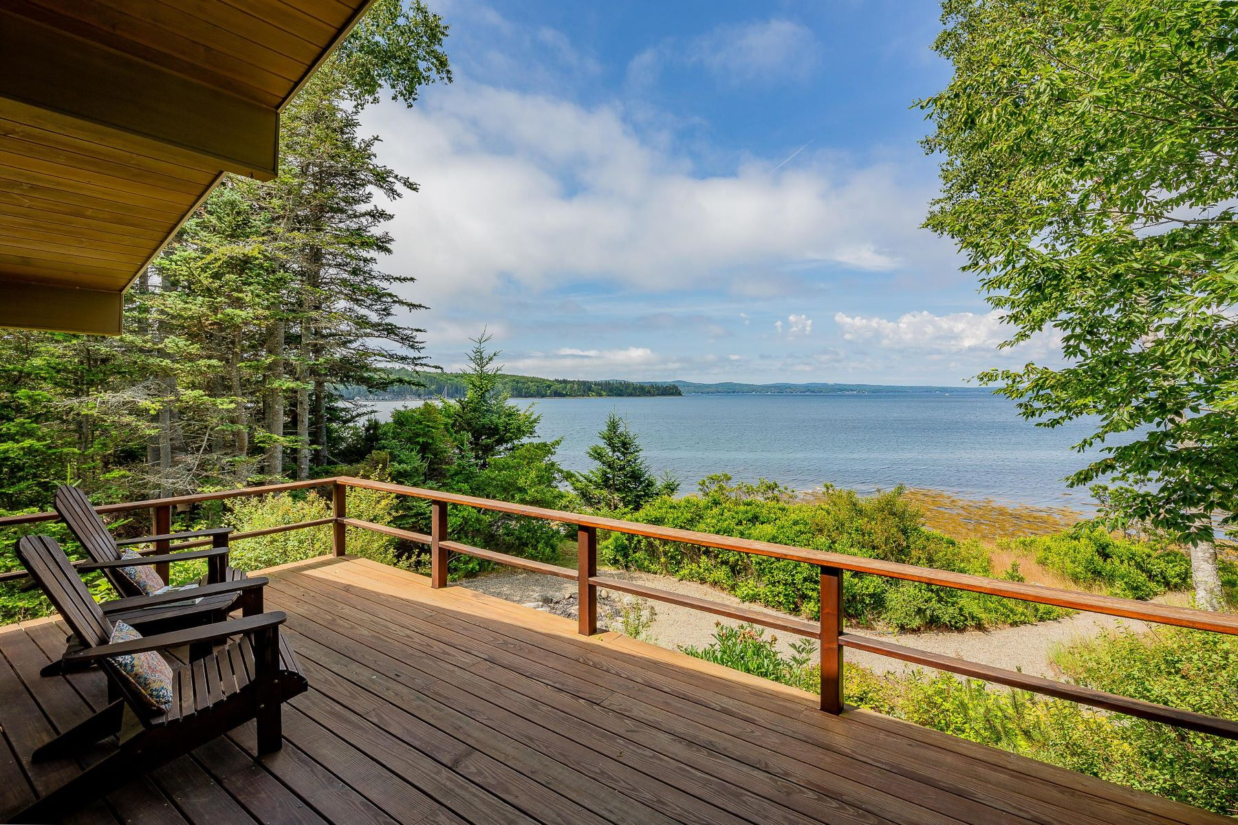 Single Family Homes for Active at 1588 Turtle Head Road Islesboro, Maine 04848 United States