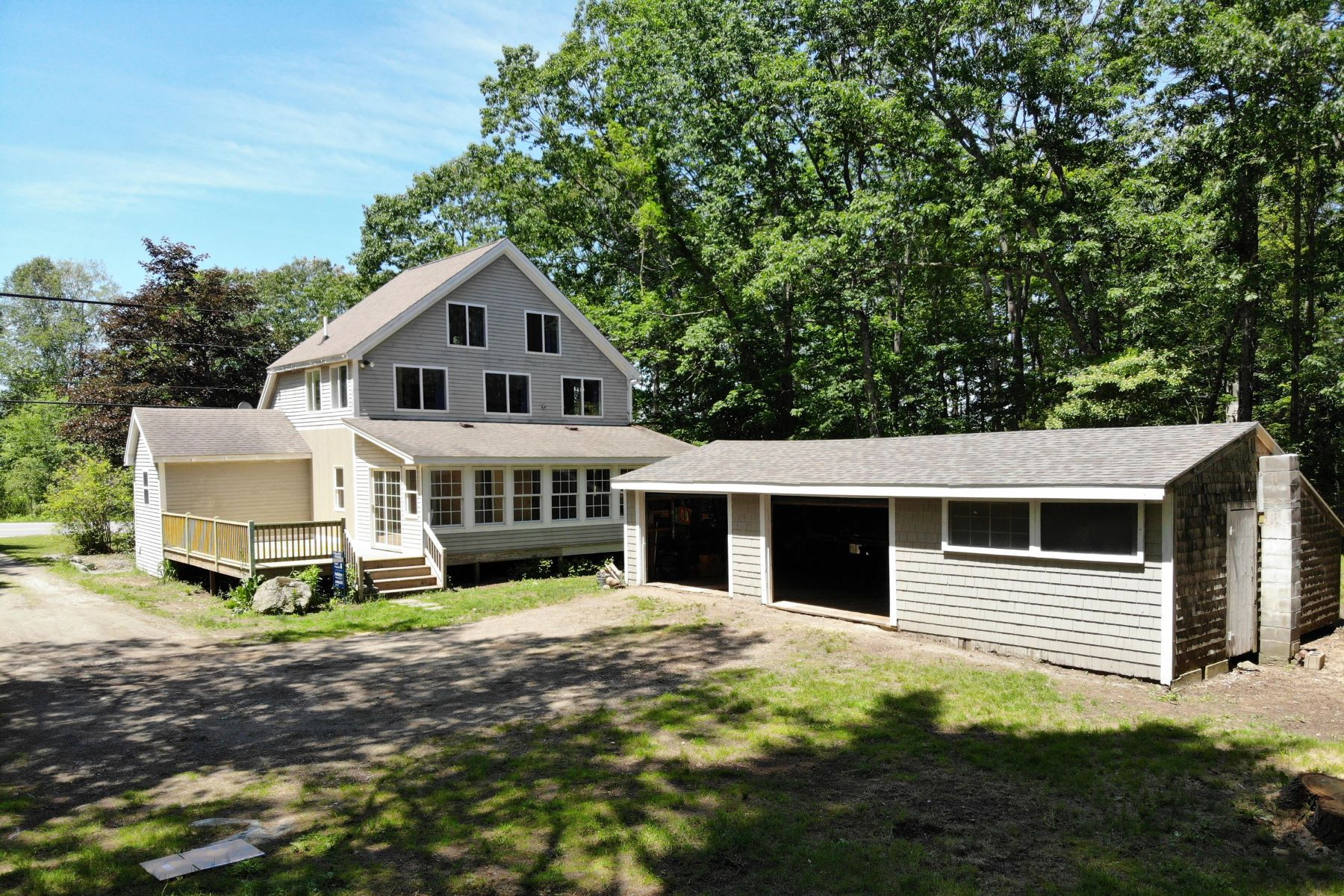 Single Family Homes for Sale at 874 State Route 129 South Bristol, Maine 04573 United States