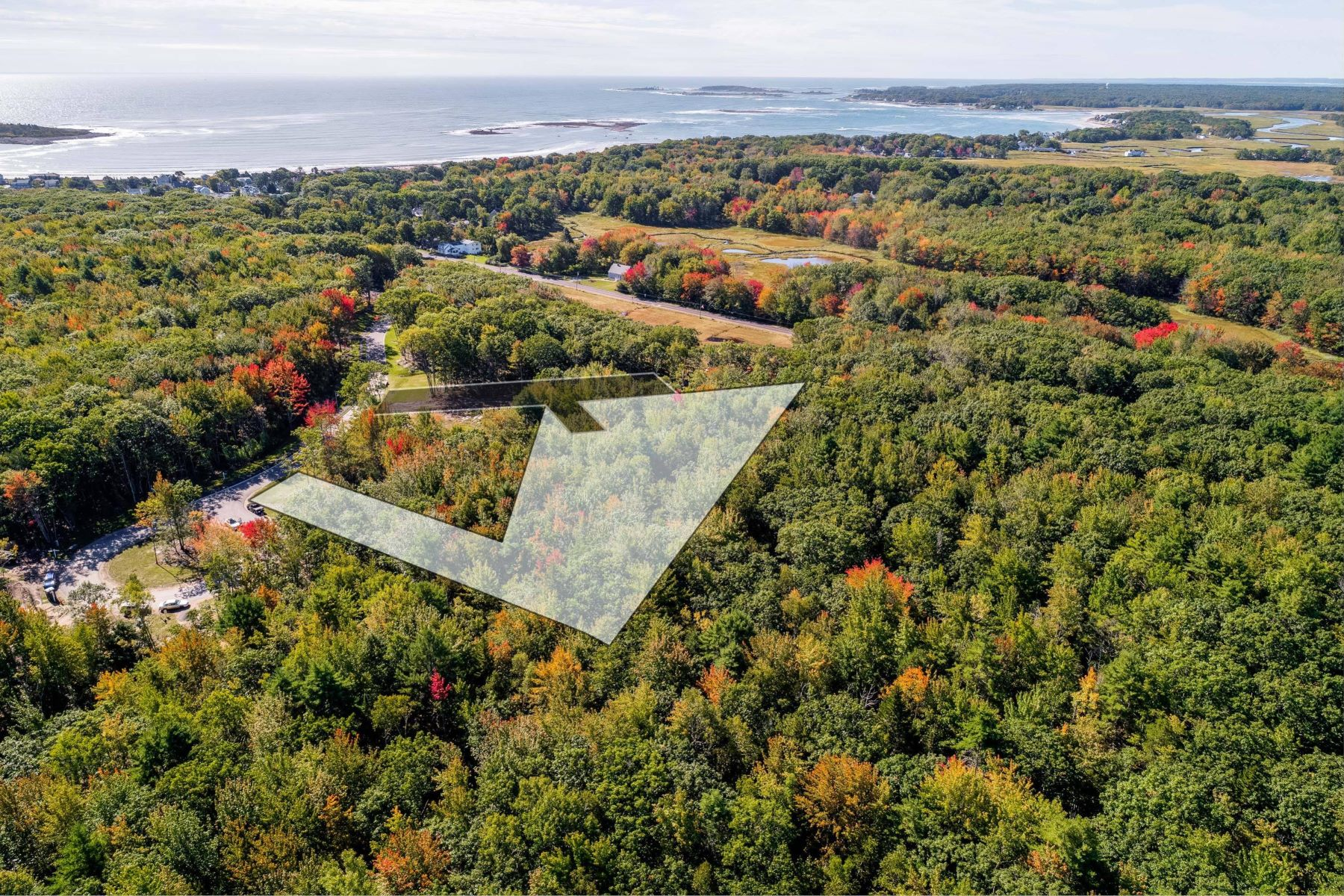 Single Family Homes for Sale at 11 Binnacle Hill Drive Kennebunkport, Maine 04046 United States