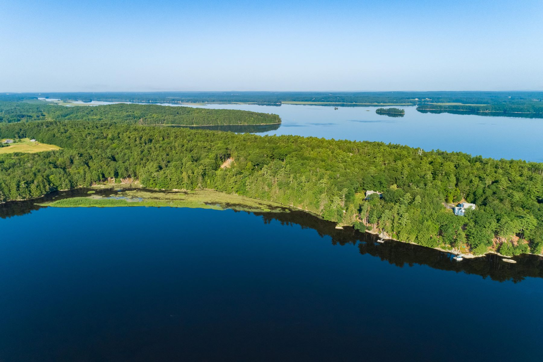 Land for Active at 43 West Chops Point Road Bath, Maine 04530 United States
