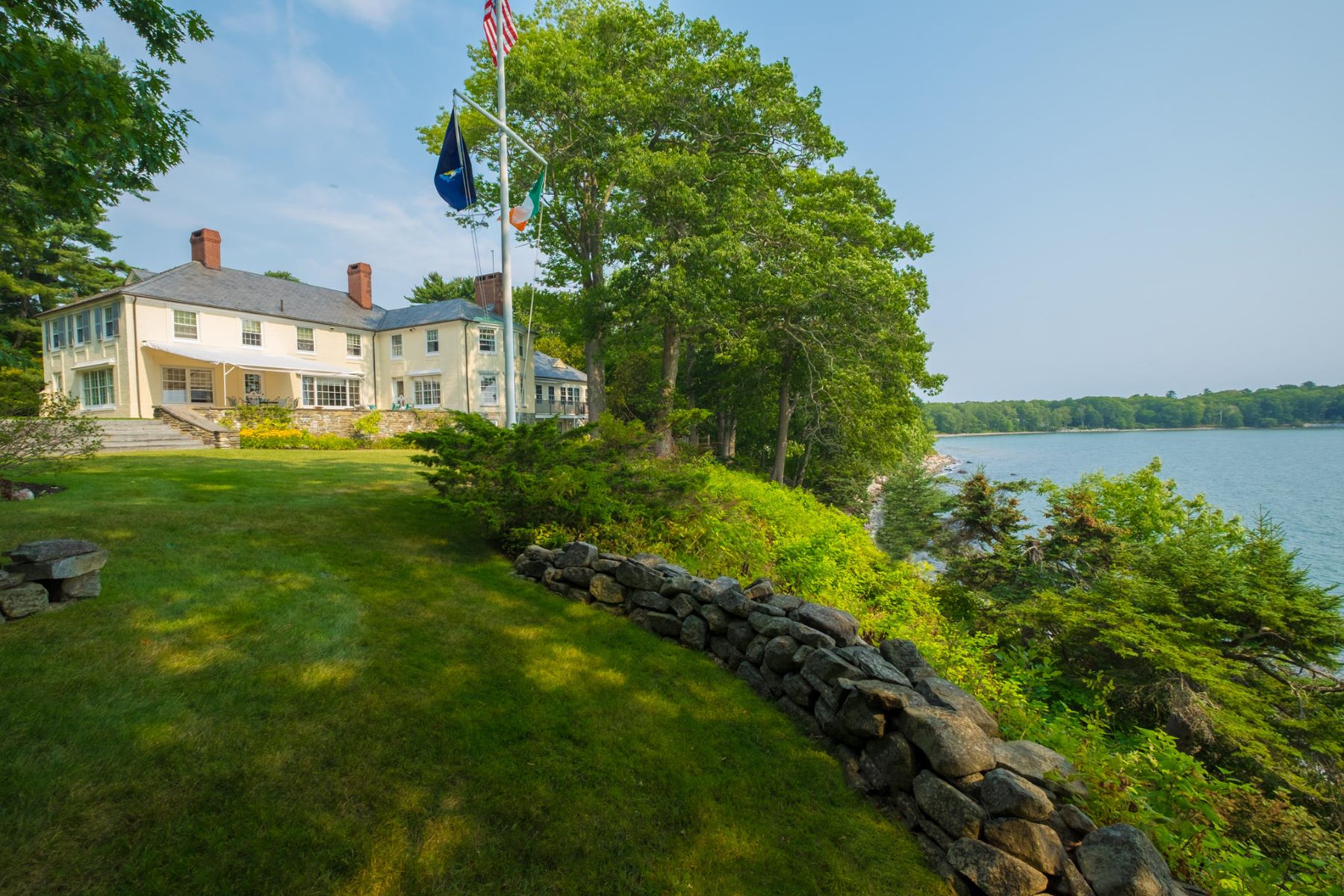 Single Family Homes for Sale at 26 Harbor Road Camden, Maine 04843 United States