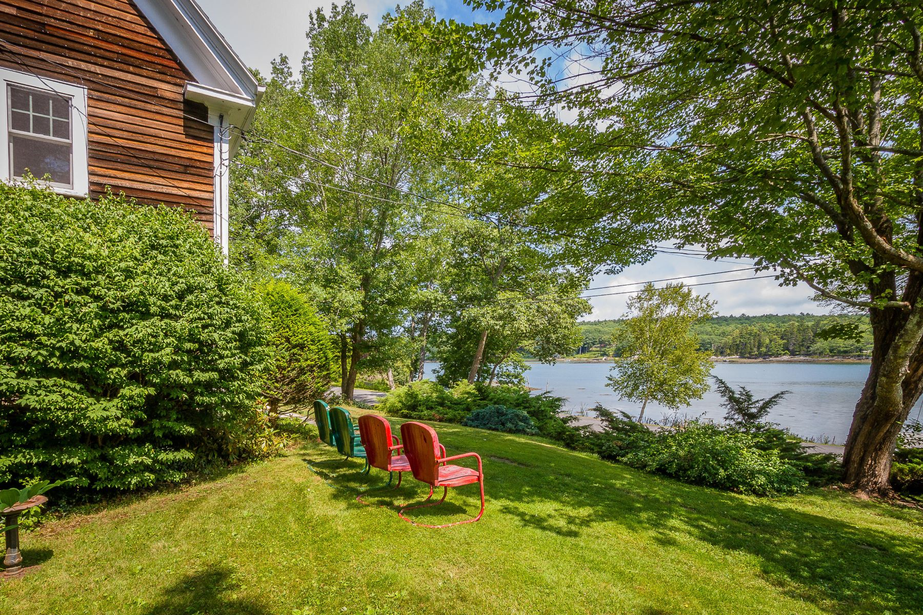 Single Family Homes for Sale at 331 East Side Road Boothbay, Maine 04571 United States