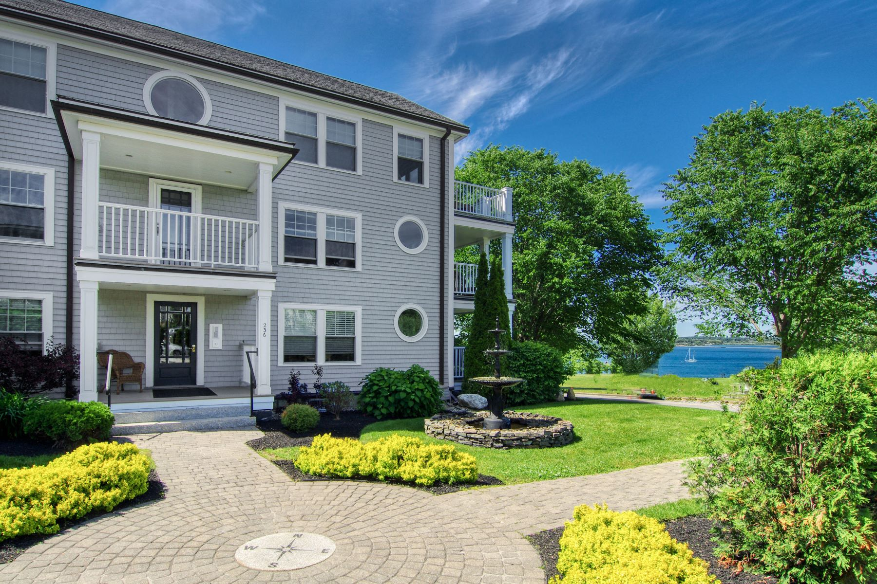 Condominiums for Active at 236 Eastern Promenade B-3 Portland, Maine 04101 United States