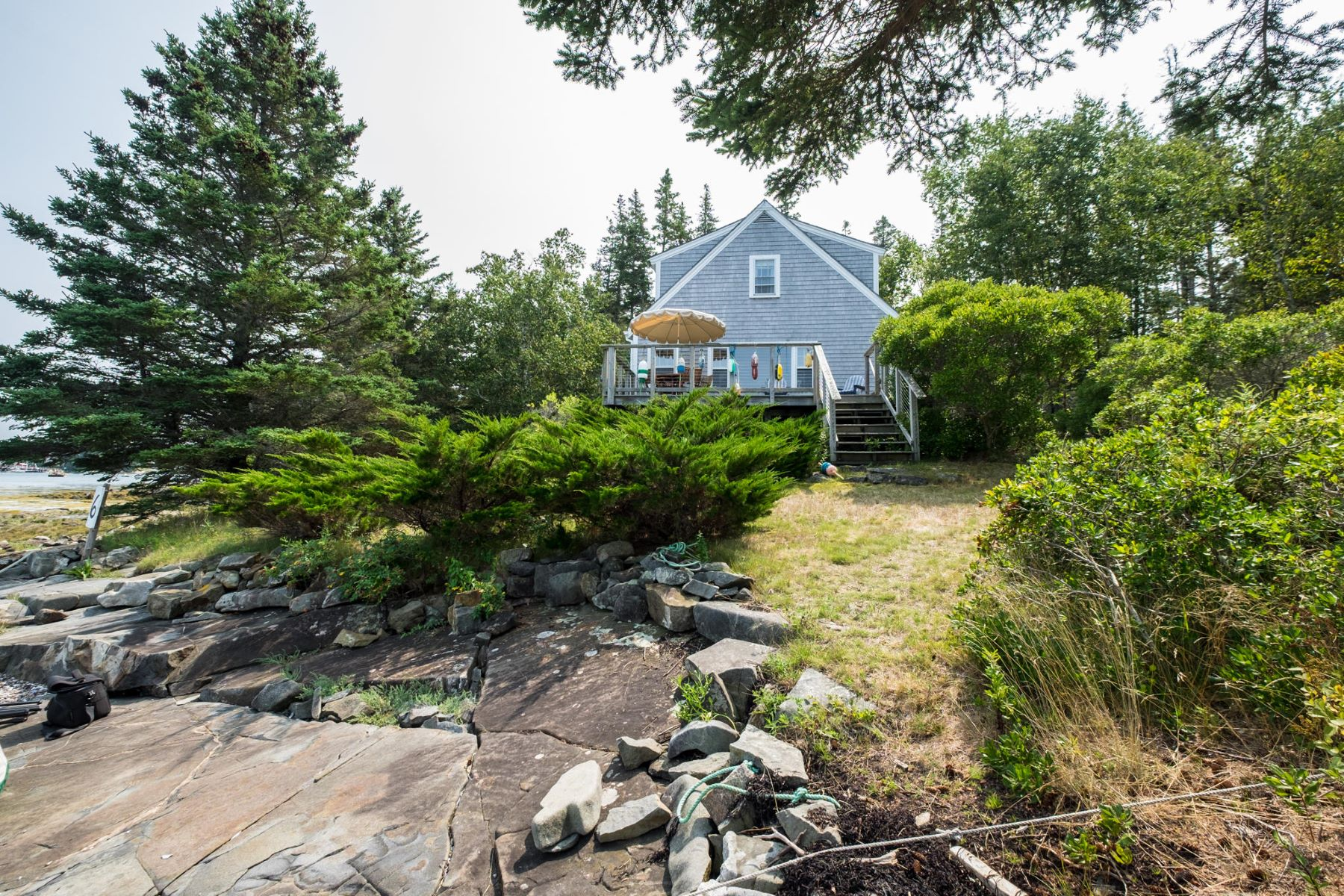 Single Family Homes for Sale at St. George, Maine 04563 United States