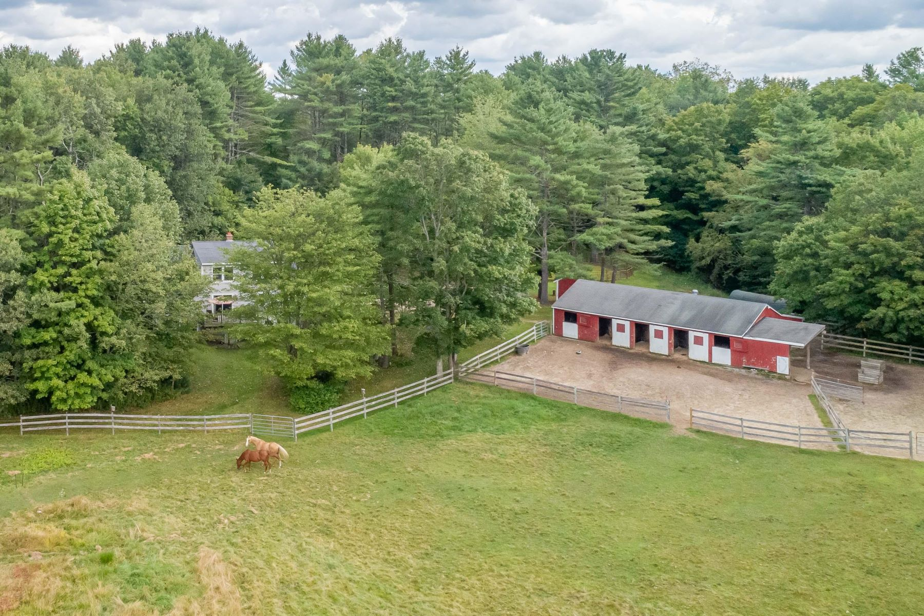 Single Family Homes for Sale at North Yarmouth, Maine 04097 United States