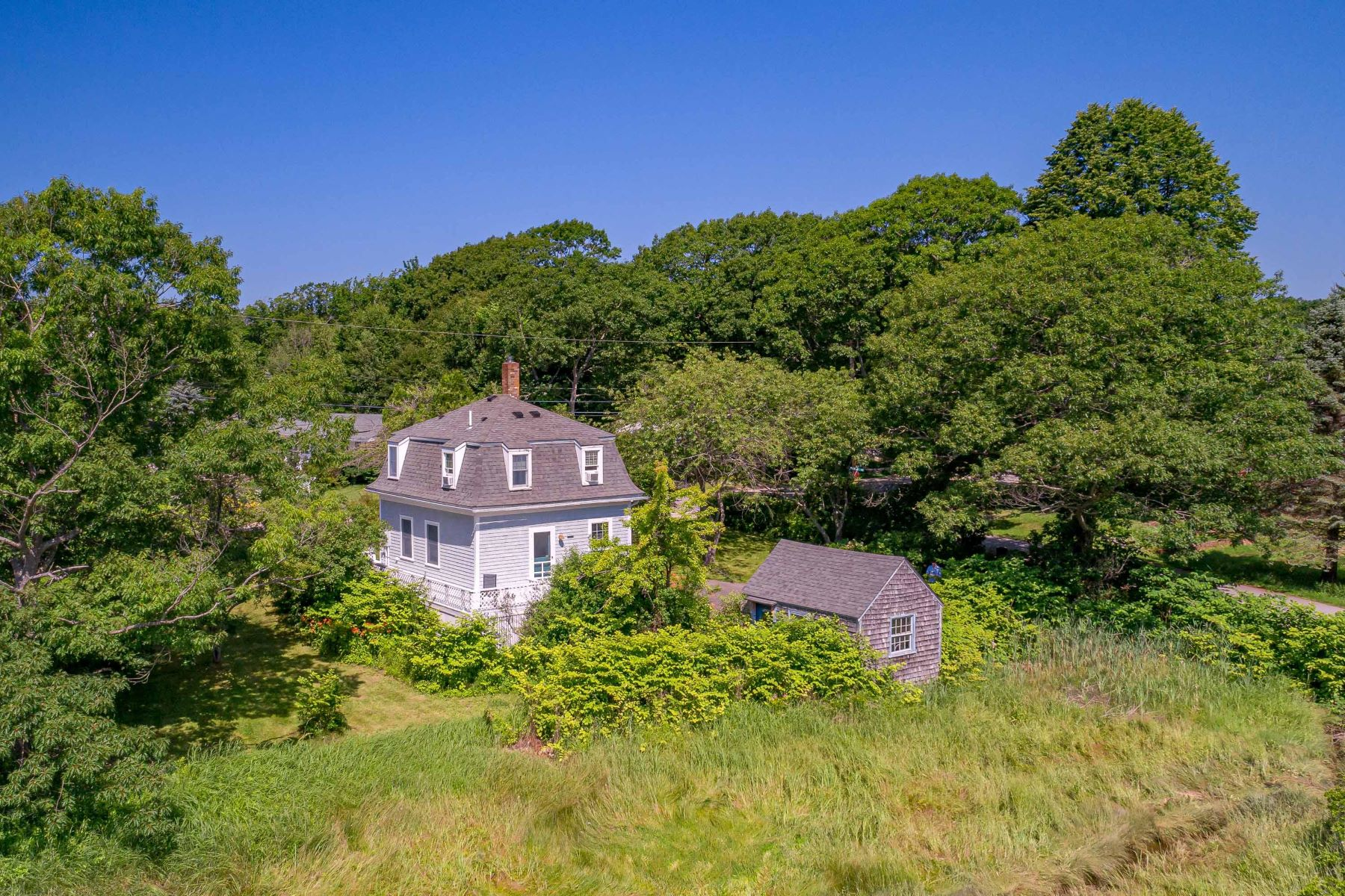 Single Family Homes for Sale at 17 Mills Road Kennebunkport, Maine 04046 United States