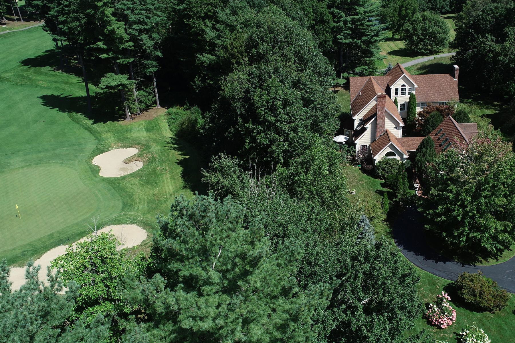 Single Family Homes for Sale at 19 Inverness Road Falmouth, Maine 04105 United States