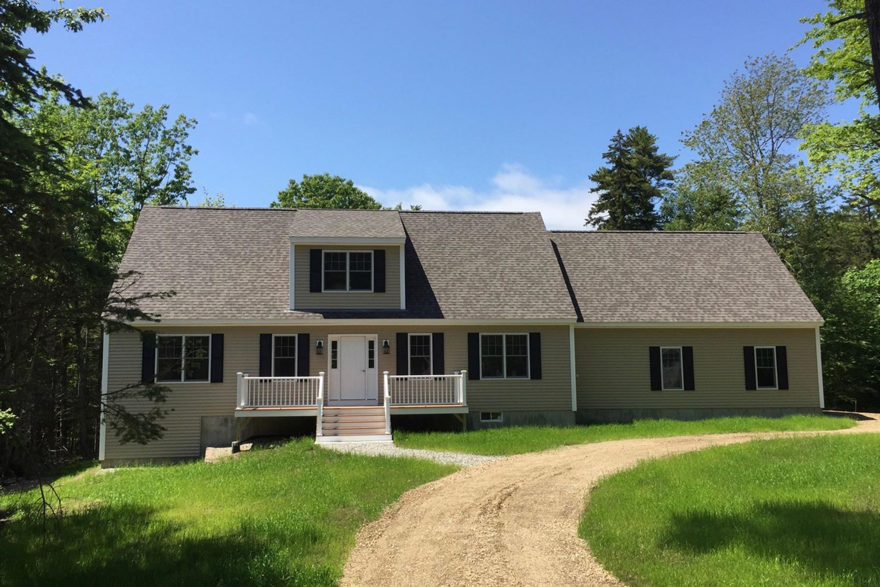 Single Family Homes for Sale at 6 Cooper Way South Bristol, Maine 04573 United States
