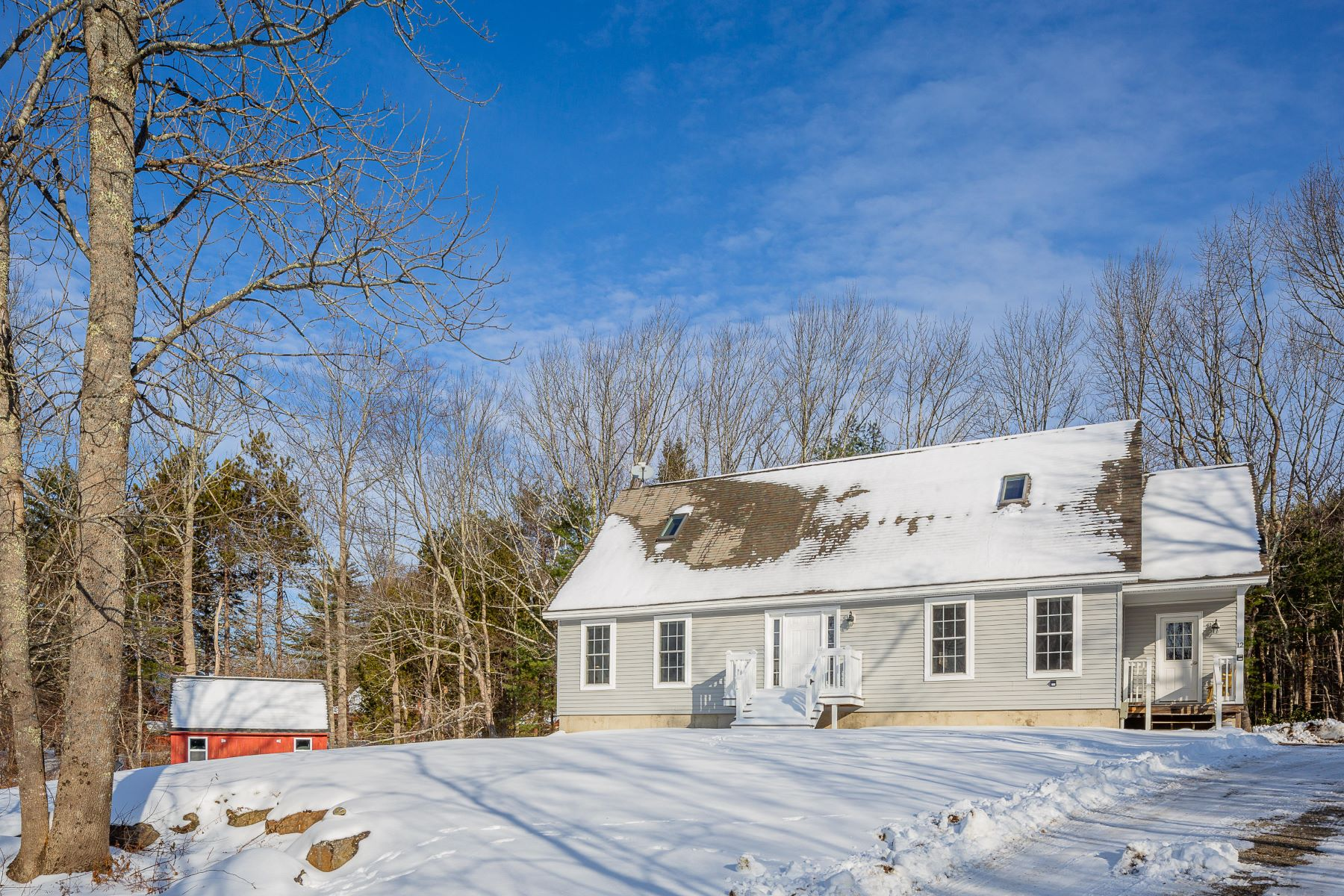 Single Family Homes for Sale at 12 Orchard Way Rockport, Maine 04856 United States
