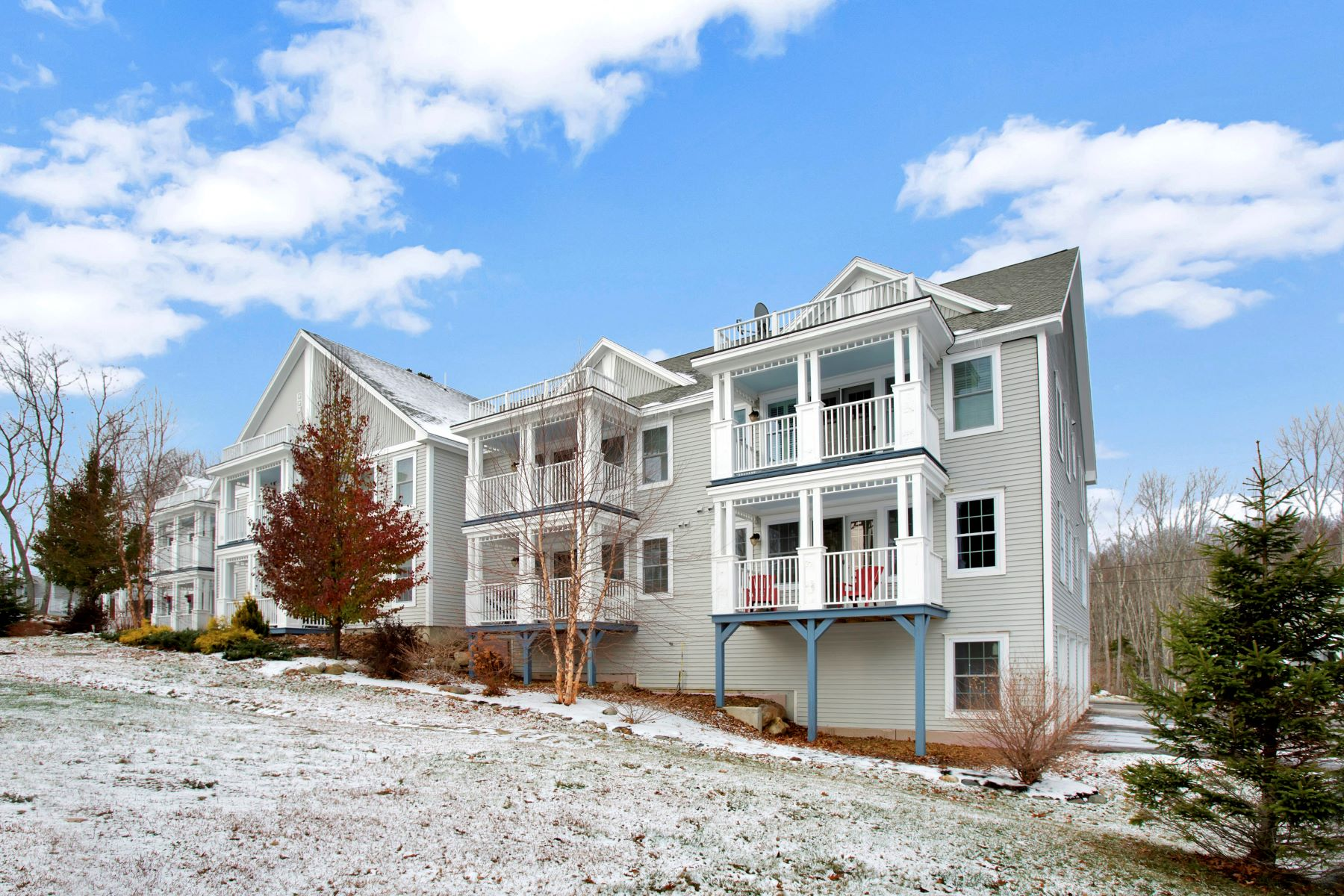 Condominiums for Sale at 25 Cabana Drive 25 Rockport, Maine 04856 United States
