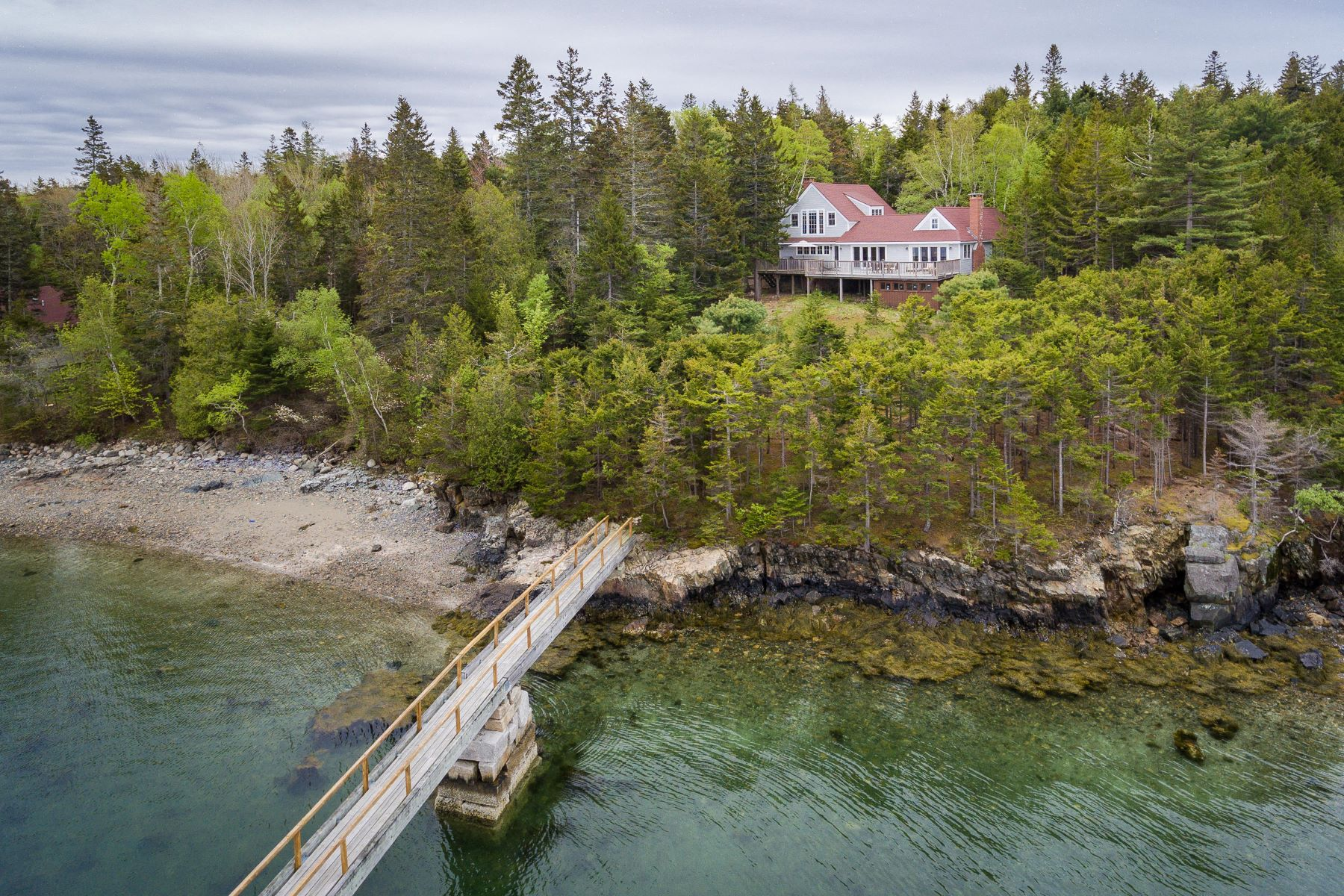Single Family Homes for Active at 69 Seawall Road Southwest Harbor, Maine 04679 United States